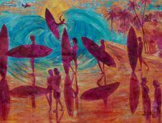 Wall mural, Carlsbad CA