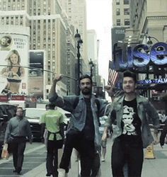 I'm a little bit sorry about my sudden obsession with Bastille and all the posts, but certainly not sorry enough to stop.