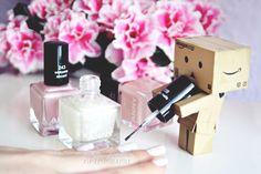 All sizes | Danbo the Nail Artist | Flickr - Photo Sharing! #nails #nailart #danbo #ANNY #danboard #danbolove #beauty