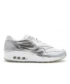 finest selection 54f62 658ac Air Max 1 Premium Silver Foil Opening Ceremony Metallic Silver, Mtllc  Slvr-Wht 318361