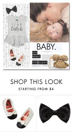 """""""Untitled #76"""" by preciouspearll ❤ liked on Polyvore featuring Dansk, House of Fraser, New Look, Baby and girl"""