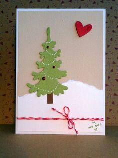 Christmas Card - variations (no. 4)