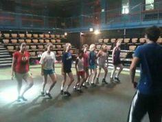 ♥♥♥▶ Craig teaches a Riverdance step at CRC Irish Dance Camp .MOV - YouTube