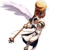 Priest - Crusader - Saint Awakening