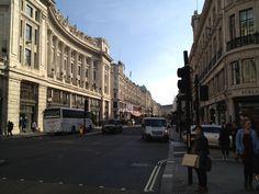 On the Regents street