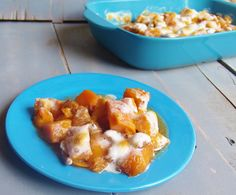 Nana's Candied Sweet Potatoes