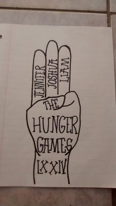 The Hunger Games dibujo Hunger Games, Home Decor, Drawings, The Hunger Games, Homemade Home Decor, Interior Design, The Hunger, Home Interiors, Decoration Home