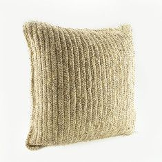 Seagrass cushion covers