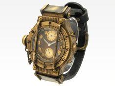 真鍮脳 / 石垣純哉コンセプト - 手作り腕時計・懐中時計・日時計の通販 JHA Online Store