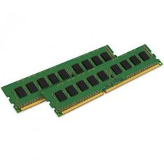 Kingston ValueRam Memory 8GB 1600MHz DDR3: 240-Pin, PC3-12800, Non-ECC, CL11 Dual Rank DIMM