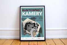 Festiwal Buntownicy Kamery Czechosłowacka Nowa Fala on Behance