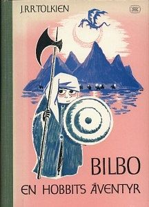 Tove Jansson's illustrations for The Hobbit