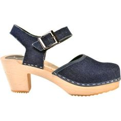 d848fe2a35eb Another great find on Denim Daisy Duke Clog - Women