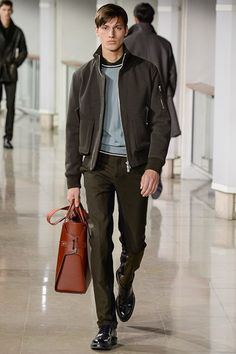 Hermès Fall 2015 Menswear - Collection - Gallery - Style.com
