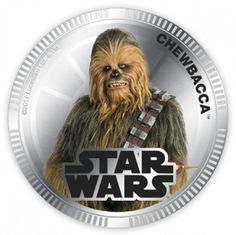 Star Wars Legal Tender Coins | New Zealand Mint Star Wars collectible coins http://www.nzmint.com/starwars #StarWars