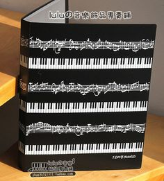 Piano Keyboard File