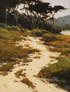 Galleries in Carmel and Palm Desert California - Jones & Terwilliger Galleries - Brian Blood