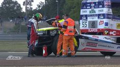 Offizielle Highlights der FIA ETRC Runde 9 in Le Mans