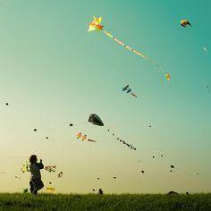 Happy Kids Kites by CubaGallery, via Flickr