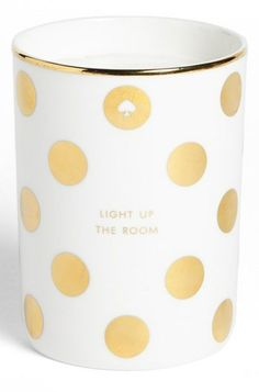 Kate Spade 'light Up The Room' Scented Candle auf shopstyle.de