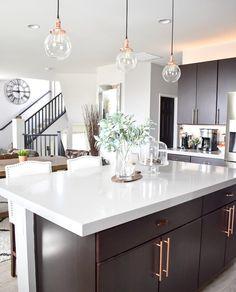 Ashley Nicole Interiors Modern Kitchen