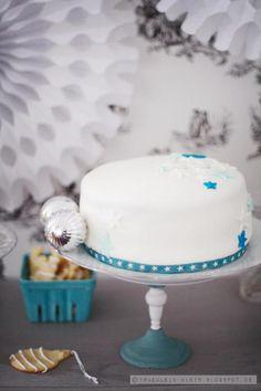 Xmas fondant Torte