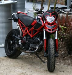 Hypermotard Ducati 2015