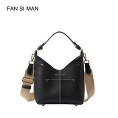 9701560bd3ae Fansiman 2018 Для женщин сумки модные Hobos искусственная кожа Сумка  женская Сумки Роскошные сумка женская дизайнерская платье мешок купить на  AliExpress