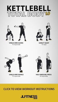 Fitness workouts kettlebell full body ideas for 2019 Kettlebell Training, Full Body Kettlebell Workout, Best Kettlebell Exercises, Kettlebell Challenge, Kettlebell Circuit, Tabata, Gym Workouts, Boxing Workout, Workout Challenge