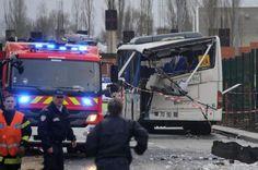 Seis adolescentes mueren en Francia en un accidente de carro