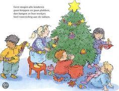 bol.com | Het Kerstboek voor peuters en kleuters, Marianne Busser & Ron Schroder...