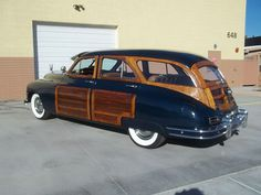1948 Packard Woody....Brought to you by House of #Insurance in #Eugene #Oregon