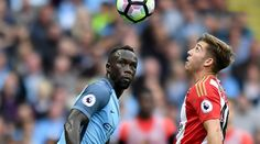 Fit-again Sagna ready for Man City's derby test