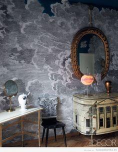 Ideas decoración surrealista para sala de estar