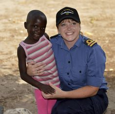 Royal Navy sailors from Plymouth-based HMS Sutherland on a challenging deployment have smartened up a Tanzanian orphanage. Compassionate men and women from the frigate headed to the Kidzcare home for 22 children in the port of Dar-es-Salaam during a brief break from the ship's patrol of the Indian Ocean.