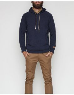"""Super soft pullover hooded sweat from Obey. Features kangaroo pockets and athletic styling.  60% Cotton, 40% Polyester  20.5"""" pit to pit 26.5"""" shoulder to hem 30.5"""" collar to cuff  Measurements taken from size medium Model wears size medium. Mode"""