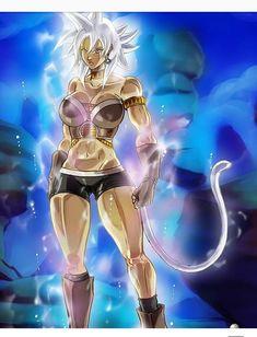 Commi - 0831 - Super Saiyan Girl by on DeviantArt Manga Dbz, Broly Ssj4, Fantasy Female Warrior, 7th Heaven, Female Dragon, Character Art, Anime Art, Animation, Fan Art
