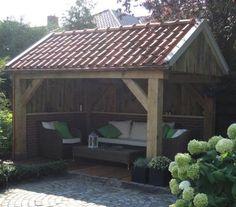 Bekijk de foto van Nicxx met als titel Heerlijk knus tuinhuis en andere inspirerende plaatjes op Welke.nl.