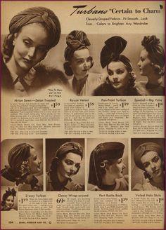 fabulous turbans (1941)