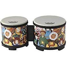 Remo RH-5600-00 Rhythm Club Bongo Drum - Rhythm Kids, 5 #MusicalInstruments