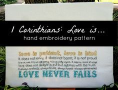 hand embroidery PATTERN full color pdf by daisyeyeshandmade, $4.50
