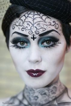 The Halloween Edit: Best (+Easy) Makeup Ideas To Try This Halloween   UrbanMuses