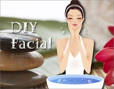 BedazzleU: Facial At Home For Glowing Skin