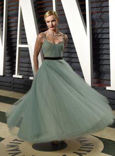 BEST: Kate Bosworth volt, mint egy hercegnő halványzöld tüll.  Ő is forgatta az összeszerelt fotósok.