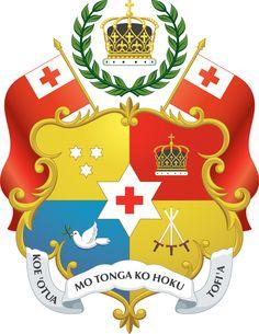 The Sila (State Seal of Tonga) Comic Book Artists, Comic Books, Bishop Hat, Tonga Island, Jonah Lomu, Tribal Lion, 3d Cad Models, Can Design, Diy Home Improvement