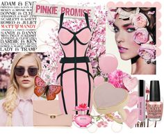"""""""Pinkie Promise"""" by ruby-lord on Polyvore"""