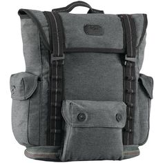 House Of Marley Lively Up Scout Pack (midnight)