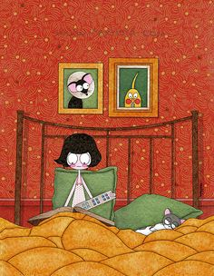 amelie poulain (nextlola illustration) My favorite character and movie of all time!