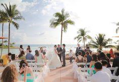A Destination Wedding at the Disney Aulani Resort in Hawaii