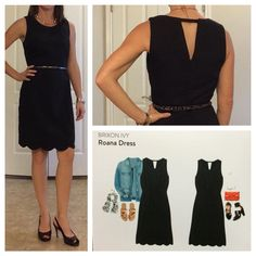 #stitchfix @stitchfix stitch fix https://www.stitchfix.com/referral/3590654 Stitch Fix Brixon Ivy Roana Dress #Fix2 The perfect little black dress! #LBD